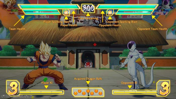 Dragon Ball FighterZ tips and tricks for beginners