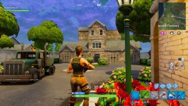 best multi chest spawn locations in Fortnite