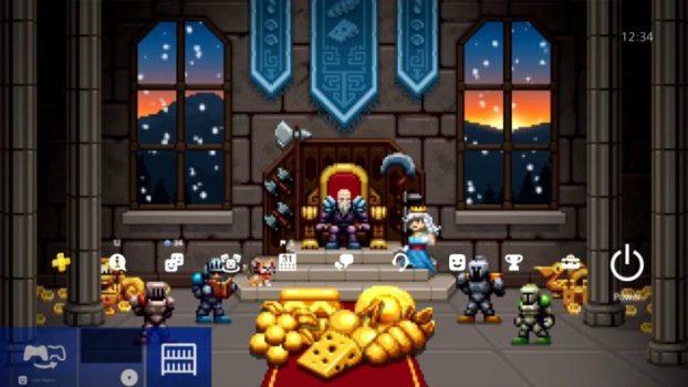 Iron Crypticle - Throne Dynamic Theme