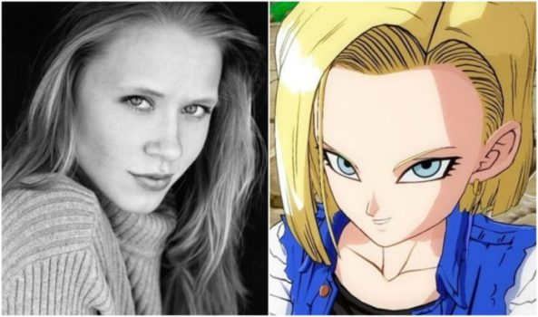 Meredith McCoy- Android 18