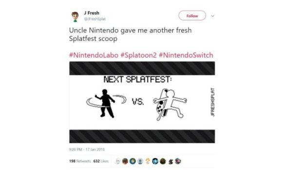 Next Splatfest