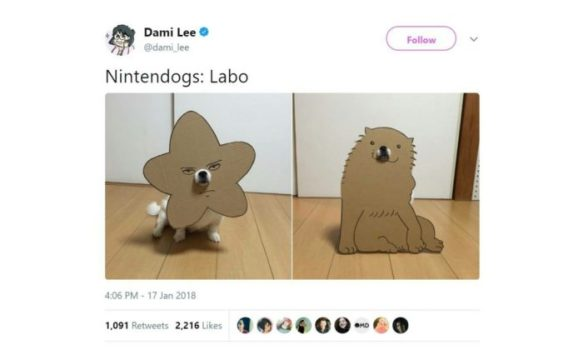 Bring Back Nintendogs