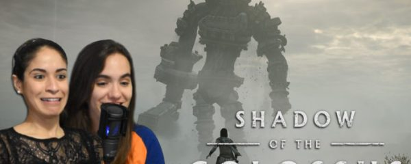 Shadow of the Colossus Non-Gamer Friend