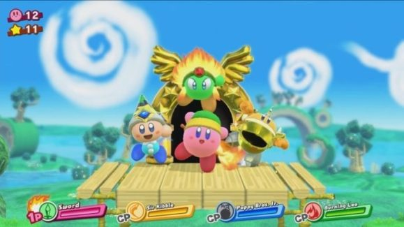 kirby star allies, switch 2018