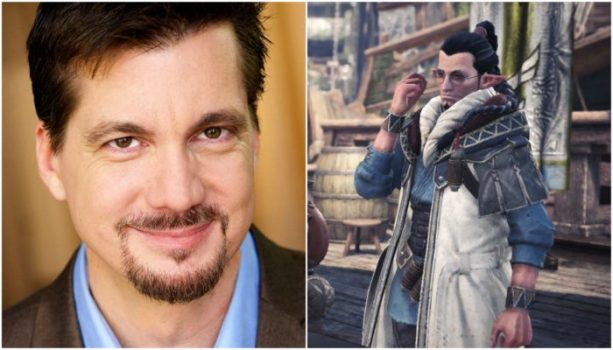 Meet the Voice Actors of Monster Hunter: World's English Cast