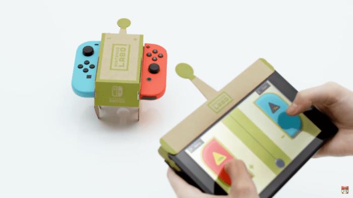 Nintendo predictions 2018 labo sales