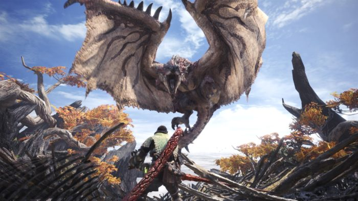 Monster Hunter World