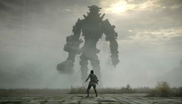8. Shadow of the Colossus