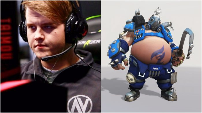taimou, roadhog, overwatch, overwatch league, owl