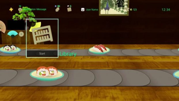 Conveyor Sushi Dynamic Theme