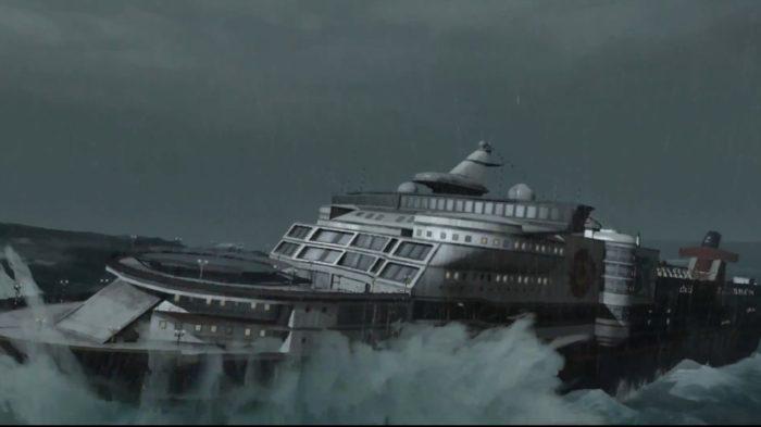 Uncharted 3, the Seaward