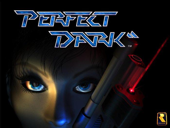 perfect dark, rare, nintendo 64, n64
