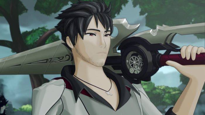 RWBY, Uncle Qrow