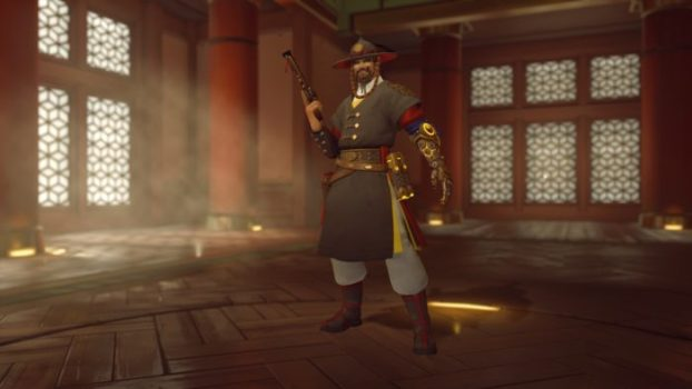 #12: Magistrate McCree