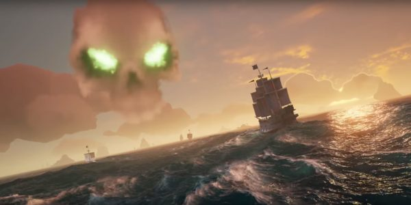 Sea of Thieves, microsoft, 2018