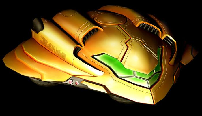 Metroid, Samus Aran Gunship