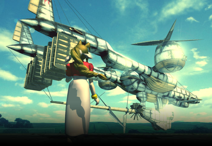 Final Fantasy VII, Highwind