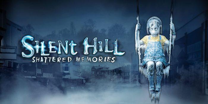 silent hill, shattered memories, wii, konami