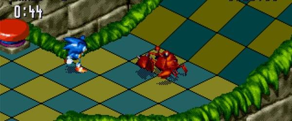 Sega, Sonic, Sonic 3D Blast