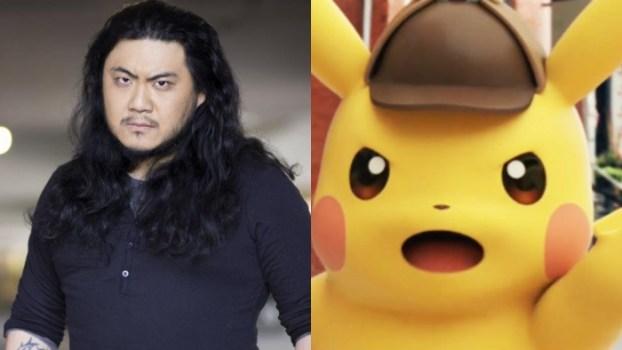 Kaiji Tang - Detective Pikachu
