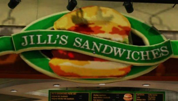 Dead Rising – Jill's Sandwiches
