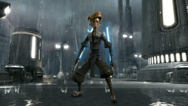 Star Wars: The Force Unleashed II – Guybrush Threepkiller