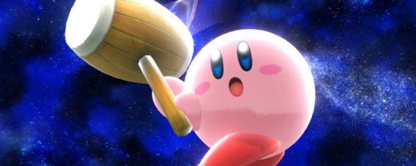 Smash Bros Kirby
