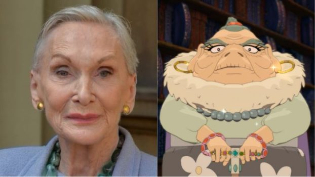 Sian Phillips as Boddly