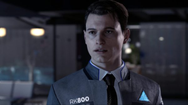 Detroit: Become Human, best video game characters 2018