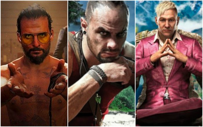 Every Major Far Cry Villain Ranked From Bumbling To Best