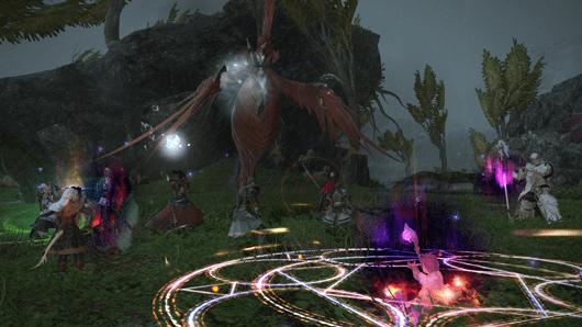 final fantasy xiv, eureka, forbidden land