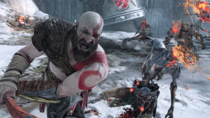 god of war, Best Selling, PS4