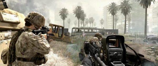 Call of Duty 4 Backwards Compatible