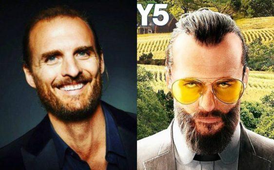 Meet The Voice Actors Of Far Cry 5 S Cast