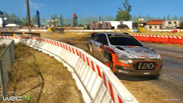 WRC 6 (PS4/Xbox One/PC)