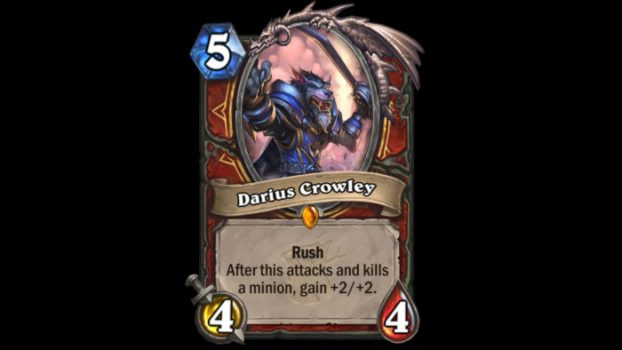 Darius Crowley