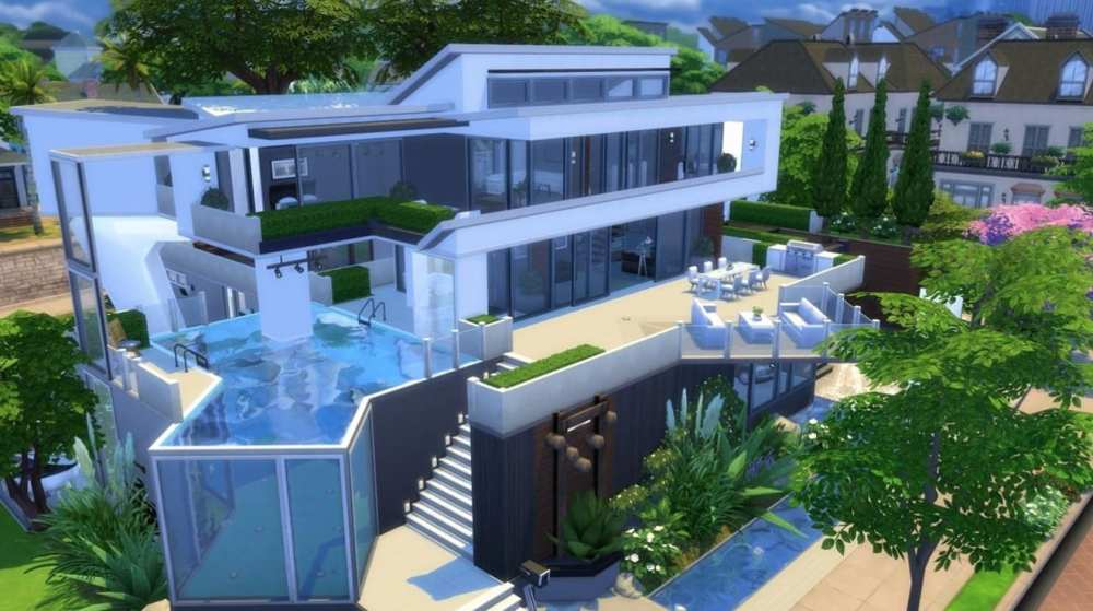 the sims 4 house ideas