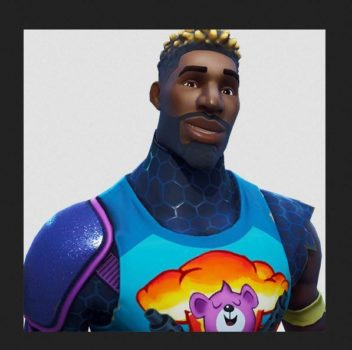 fortnite, battle royale, brite gunner