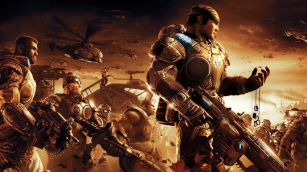 Gears of War 1-3