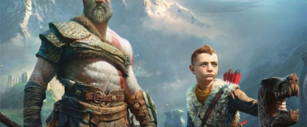 Kratos, Atreus, god of war