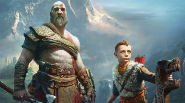 Kratos, Atreus, god of war