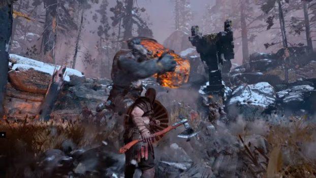 2. God of War (PS4) — 94