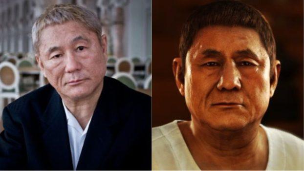 Takeshi Kitano as Toru Hirose