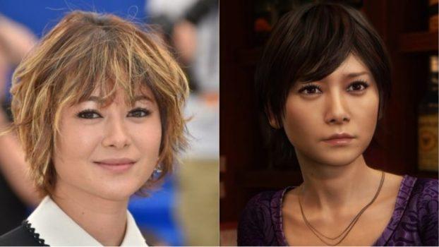 Yoko Maki as Kiyomi Kasahara