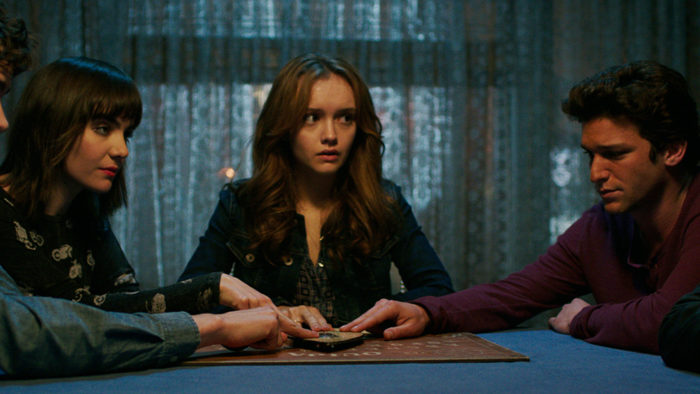 In The Same Vein Of Turning Parlor Games Into Horror Movies Ouija Will Be Enjoyable If You Liked Truth Or Dare The Movie Follows A Group Of Teenage