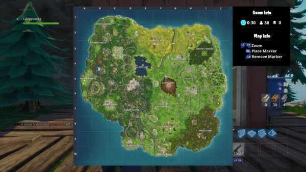 Fortnite, bunker, season 4