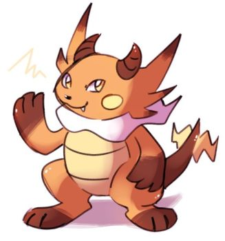 Cat-like Gorochu