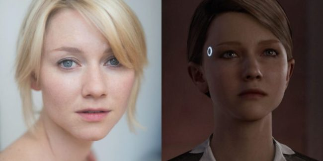 Valorie Curry - Kara
