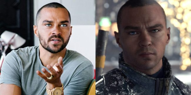 Jesse Williams - Markus