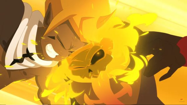wakfu, fight scenes